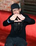 Jonathan Davis is J Devil @ Dim Mak Studios